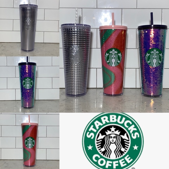 STARBUCKS HOLIDAY 2020 TUMBLERS